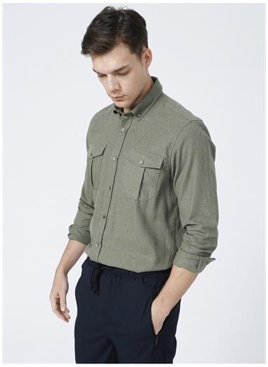 Fabrika Comfort Gömlek Haki